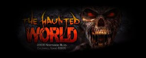 Click To Win Haunted World Tickets